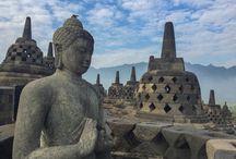 Backpacken Indonesië / Foto's van onze 25-daagse reis door Indonesië. We bezochten Java, Bali en Lombok. Geniet van de foto's