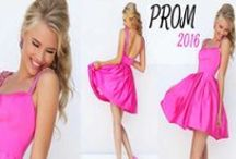 PROM 2016 / MissesDressy carries a large selection of prom dresses that are shown in many prom fashion magazines including prom dresses made by famous designers: Faviana, Sherri Hill, Jovani, Scala, La Femme, Jovani and many more. From cheap and inexpensive prom dresses to elegant evening gowns, we have it all!