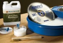 Workshop Tool Care and Maintenance / The tools in your woodshop or garage are a big investment. Learn trips and tricks from seasoned woodworking professionals on how to keep them performing their best. From tips for the table saw or band saw to chisels and gouges.  / by Rockler Woodworking and Hardware