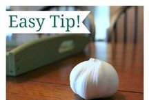 Delish {Cooking Tips}