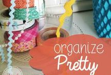 Keep Organized and Carry on / I heart organizing!! Ways to live an organized life...love being able to find something when I need it! :)