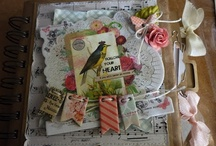 Birds, cages and nests / by Vintage Roses