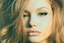 BEAUTY | About Face / Make Up...cool looks, favs, inspiration, and just plain fabulous