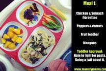 kid food ideas / Ideas to feed the kidlets