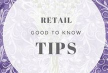 Good to know! / Retail tips