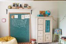Home Decor {Playrooms}