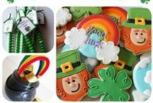Holidays {St. Patty's Day} / All things St. Patrick's Day- decor, DIY, activities for kids, traditions