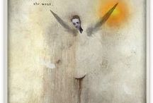 book/sketch/mixedmedia / by Barri Chase