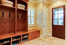 Laundry rooms/ Mudrooms / by Holly Arredondo