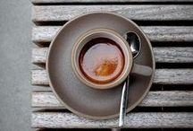 Coffee & Tea / Caffeine Hit. / by Amy Sillince