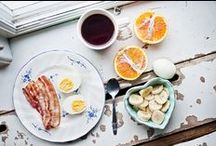 Breakfast / The most important meal of the day. / by Amy Sillince