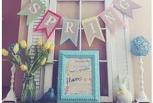 Seasons {Spring is in the air} / Pretty things for Spring!