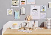 Creative Workspaces / Workspaces to inspire creativity