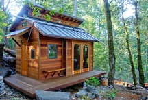 Tiny Houses & Making Use of Space / by Carol Hazlett