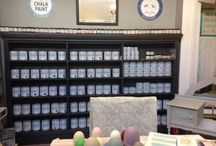 Annie Sloan Chalk Paints / by Jilly Tilly & Boo Jilly Tilly & Boo