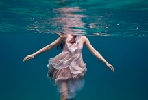 Submerged / Life at the deep end. / by Amy Sillince