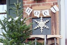 Christmas Decorating / by Bridget Karns