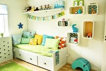 Home Decor {Boy Rooms}