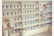 Jilly Tilly & Boo / We are Official Chalk Paint™ decorative paint by Annie Sloan, and workshop provider. We also stock The Painted House Patterned Rollers, Soft furnishings, Well Well Aromatherapy products, gifts and so much more...