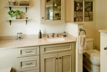 Refined Rustic Bathrooms