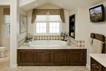 American Traditional Bathrooms