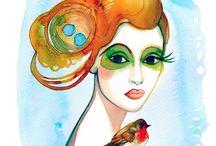 Art I Adore / by Becky Schoeppner