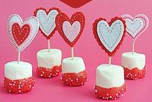 Savvy Valentine's Day Ideas / Featuring homemade Valentine's Day recipes, Valentine's Day crafts, Valentine's Day DIY, Valentine's Day decorations and other savvy Valentine's Day ideas.