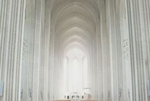 Sacred Spaces / How do the world's religions create sacred spaces? / by Mary Adams