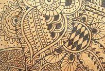 Patterns / by Aline Lanusse