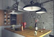 Kitchens / by Isa Ojeda