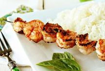 Seafood & Fish Recipes / I've been trying to cook for seafood recipes for dinner. I'm especially looking for healthy fish recipes for the grill right now!