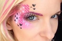 Face Painting Ideas / Face Painting Designs & Tutorials / by Mandy Moody
