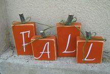 Savvy Fall Ideas / Fall recipes. Fall crafts. Fall decorations. Fall DIY. Fall printables. ...all things Fall!
