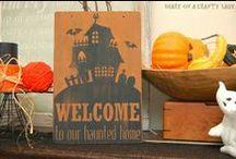 Autumn & Halloween Inspiration