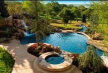 Awesome Pools / by Holly Arredondo