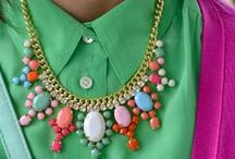 Statement Necklaces / by Holly Arredondo