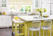 Home Decor {Kitchens} / Home Decor Inspiration - Kitchens