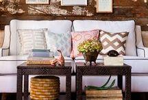 Home Decor {Living Rooms} / Home Decor inspiration - Living Rooms