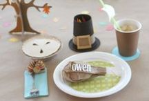 Holidays {Thanksgiving} / Thanksgiving decor, food, activities for kids, traditions