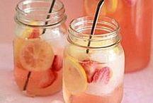 Delish {Drinks} / coffee, adult beverages, lemonade, refreshing spritzers