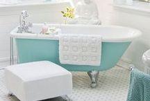 Home Decor {Bathrooms}