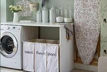 Home Decor {Laundry Rooms}