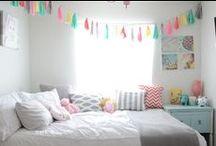 Home Decor {Kid's Rooms & Nurseries}