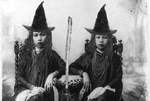 October 2013- Lil' witches