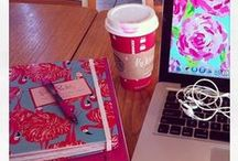 College Life  / by Holly Arredondo