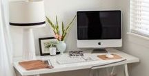 office style / dream office, work, office