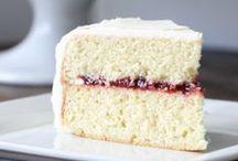 Cake Recipes / All sorts of cake ideas including cake recipes, cake pops, and cake decorating.
