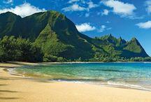 • Kauai'i •