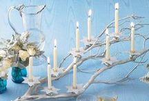 Happy Hanukkah / Festival of Lights Inspiration / by Freytag's Florist