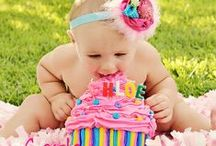 1st birthday! / setting the scene for a special 1st birthday
